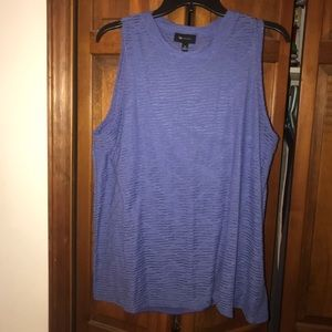 Tank top with built-in cami